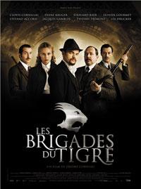 affiche du film Les Brigades du Tigre