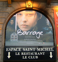 Barrage - Le film